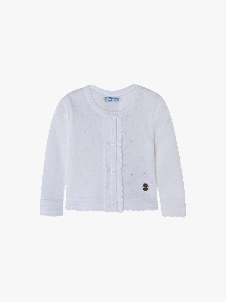 Casaco tricot comprido MAYORAL