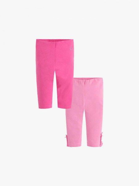 Pack 2 leggings básicas MAYORAL