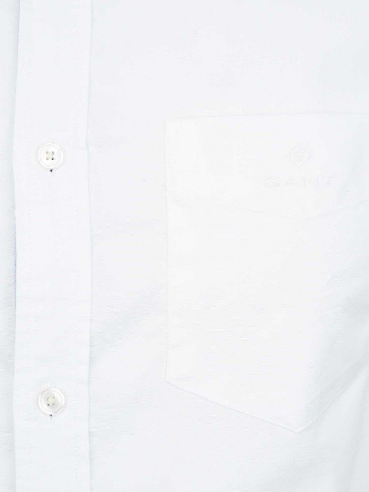 Camisa Regular Fit Stretch Oxford