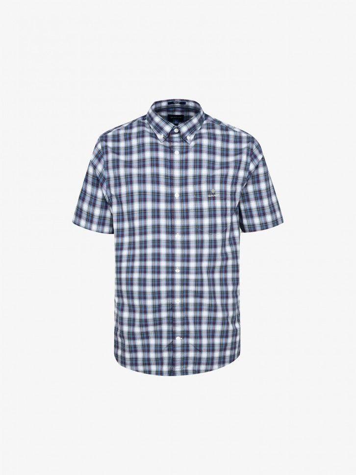 Camisa ao Xadrez