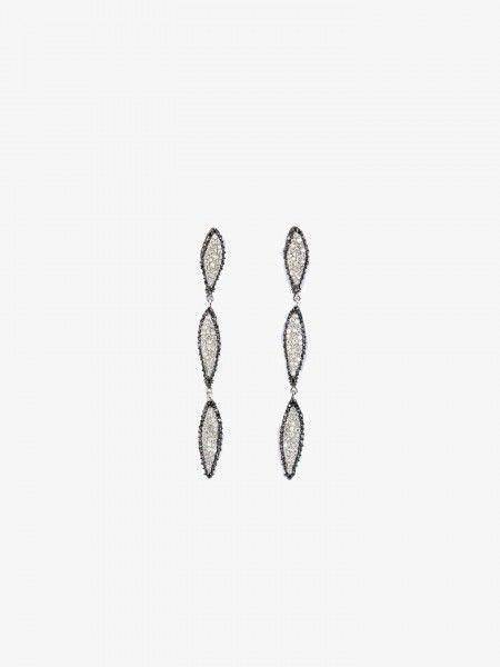 Brincos Pendurantes em Prata