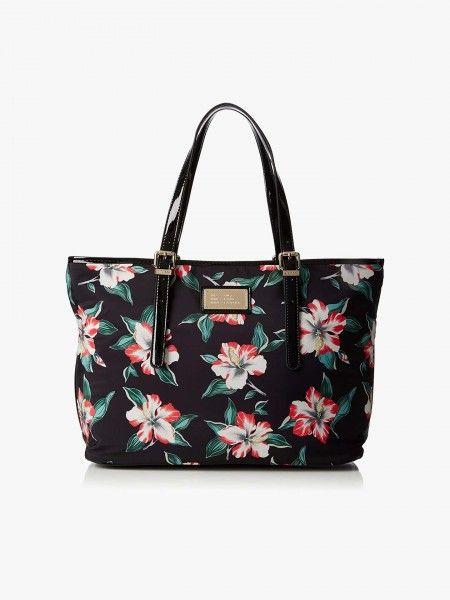Shopper com Padrão Floral