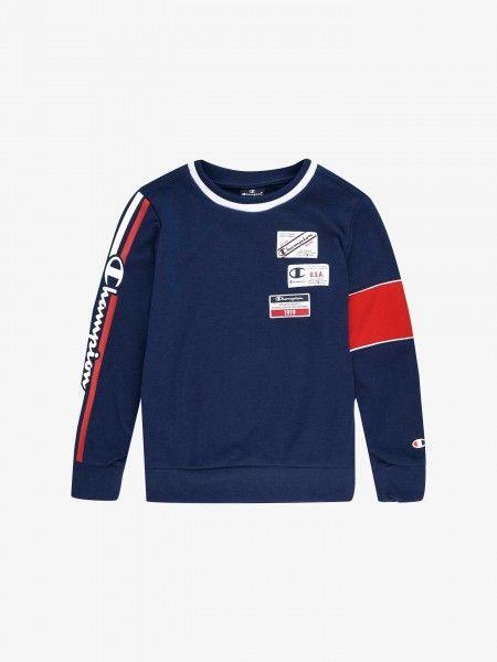 Sweatshirt com Patches