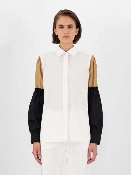 Camisa em Popelina