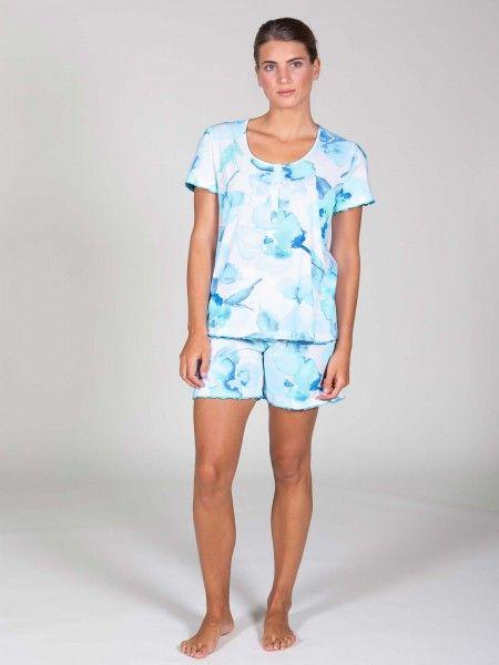 Cionjunto de Pijama de Calções