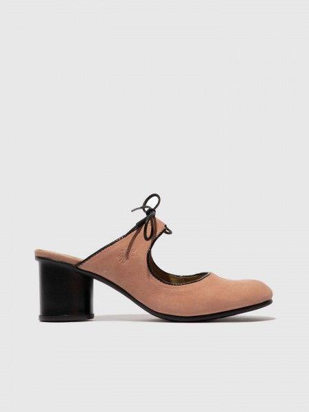 Sapatos Salto Largo