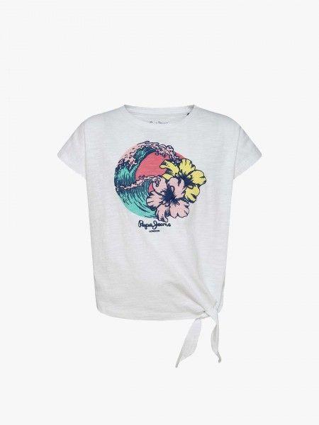 T-Shirt com Nó