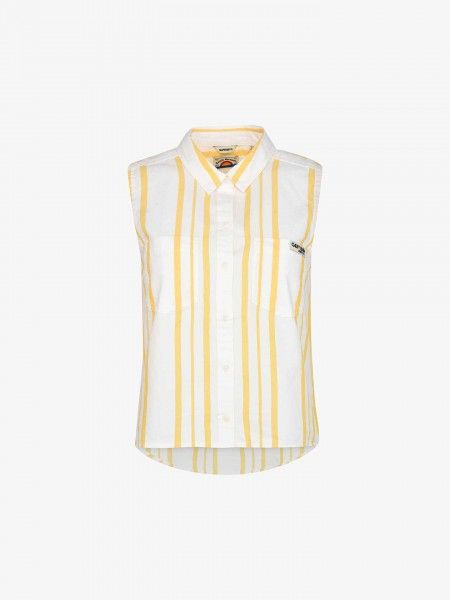 Camisa Mangas Caveadas