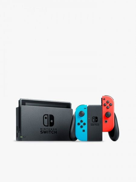 Nintend Switch Neon Blue/Red
