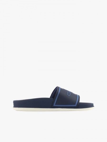 Chinelos de Praia Slip-On