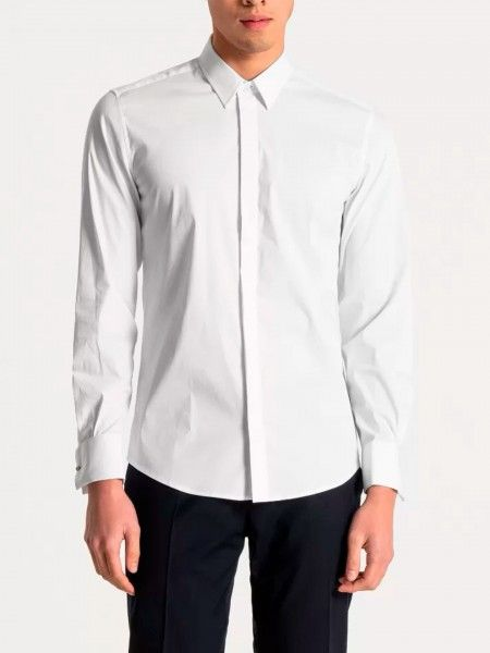 Camisa Básica Slim Fit