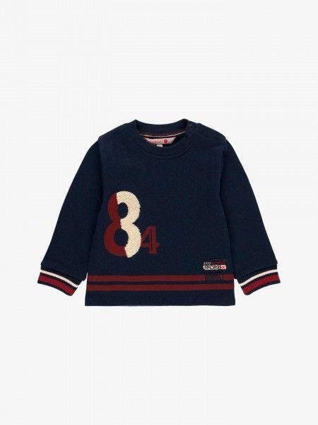 Sweatshirt com Riscas