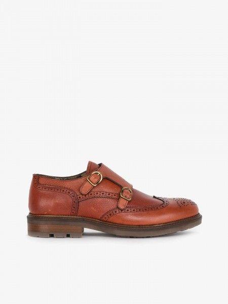 Sapatos Double Monk Strap Brogues