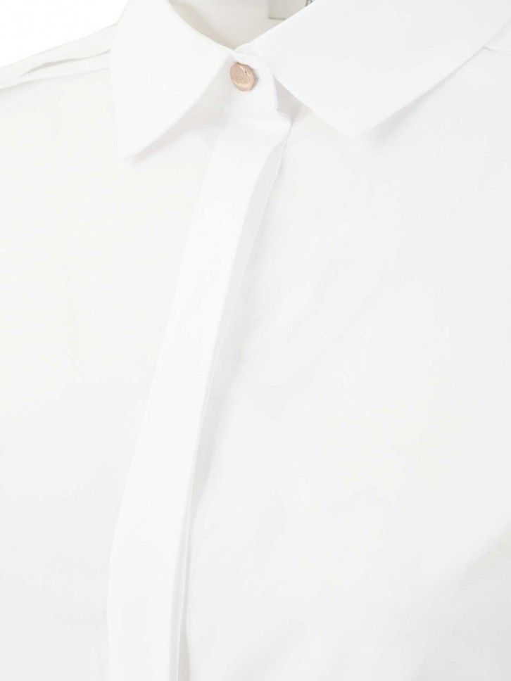 Camisa Básica Sim Fit