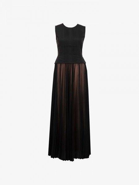 Vestido Comprido Semitransparente