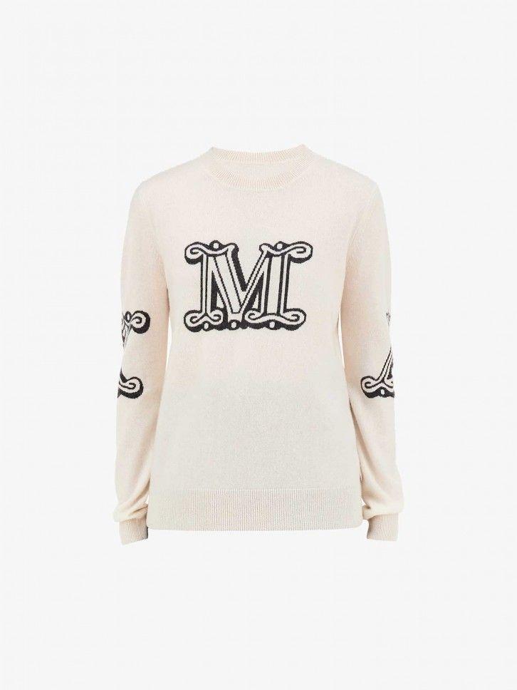 Sweatshirt em Caxemira