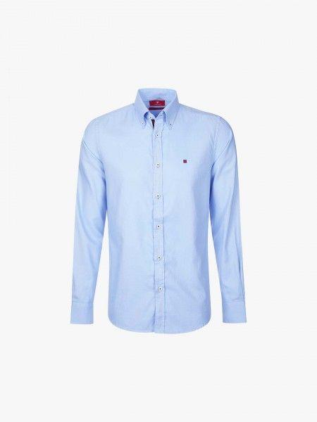 Camisa Básica Slim Fit