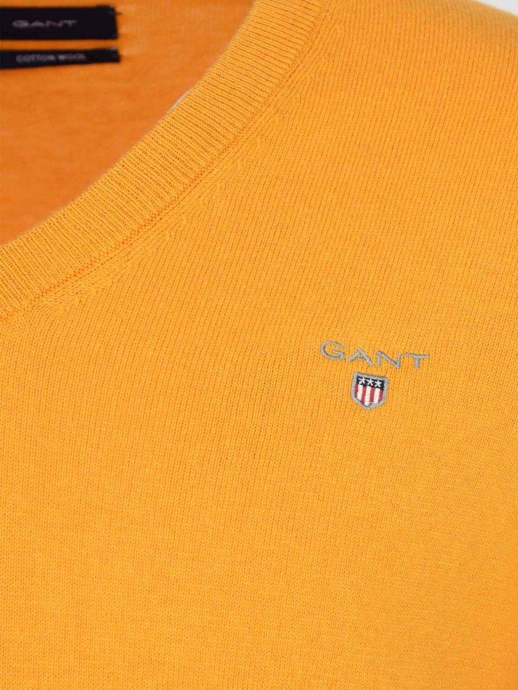 Pullover Decote em V