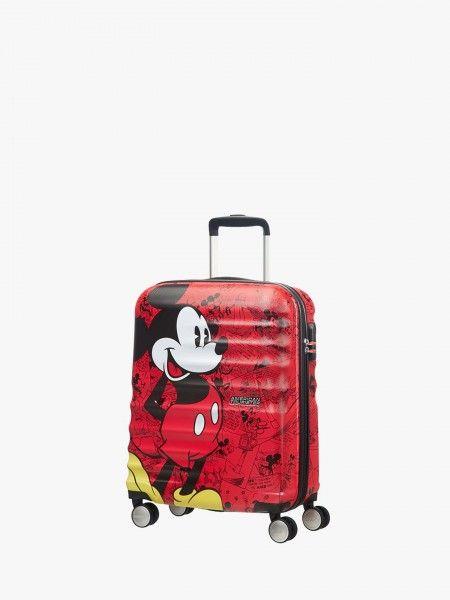 Mala de Viagem Mickey Comics 55 cm