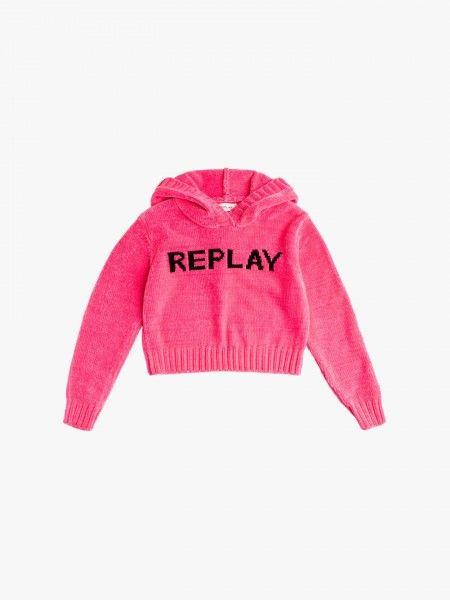 Sweatshirt de Malha com Capuz