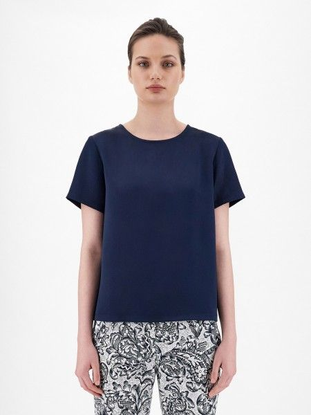 T-shirt de Cetim