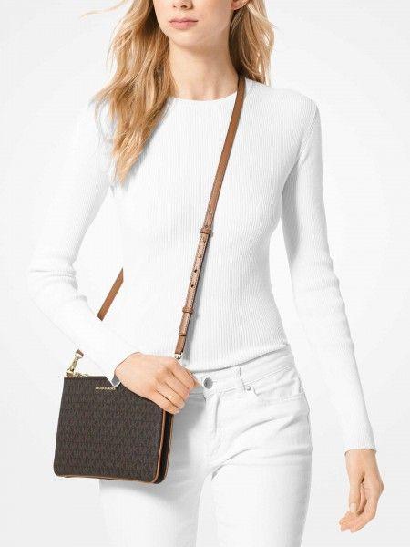 Carteira de traçar Bucket Bag