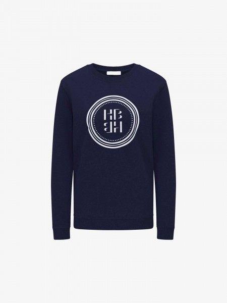 Sweatshirt com logo