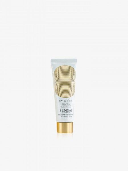 Protetor Solar para Rosto Silky Bronze