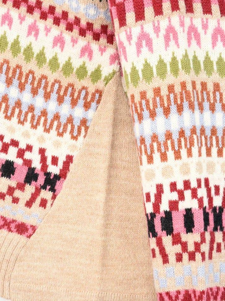Camisola de Malha Estampada