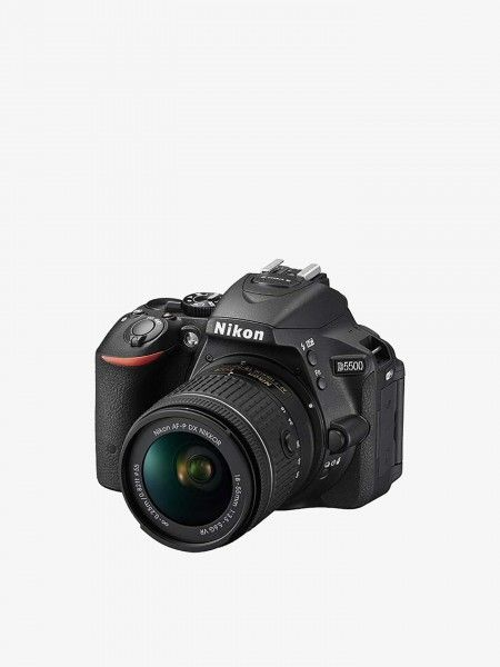 Máquina Fotográfica Nikon D5500 + AF-P DX 18-55mm