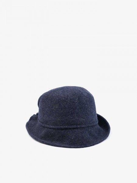 Chapéu de Malha com Laçada