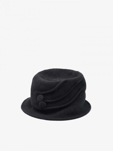 Chapéu de Malha com Detalhe
