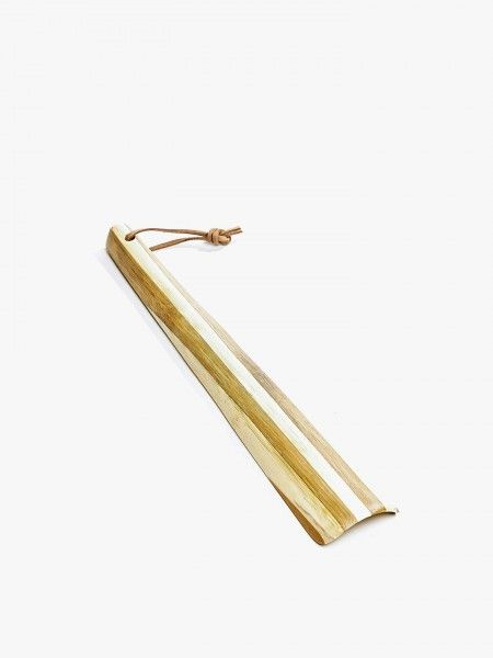 Calçadeira de Bamboo