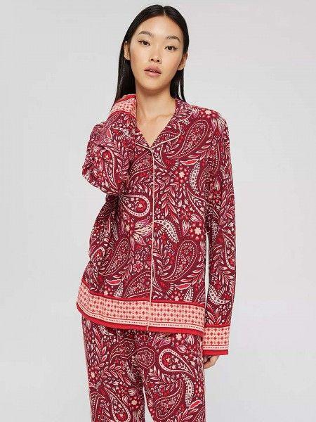 Pijama Camiseiro Estampado