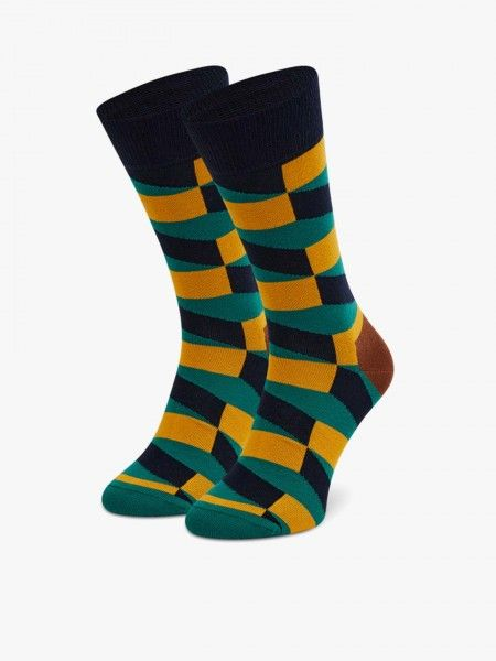 Meias Curtas Jumbo Filled Optic Sock