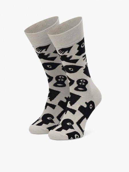 Meias Curtas Nightmare Sock