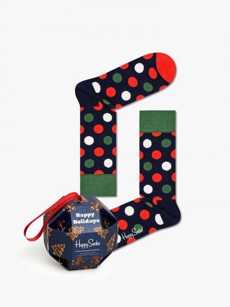 Pack Meias Curtas Big Dot Socks Gift Box