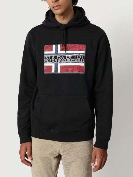 Sweatshirt com Capuz