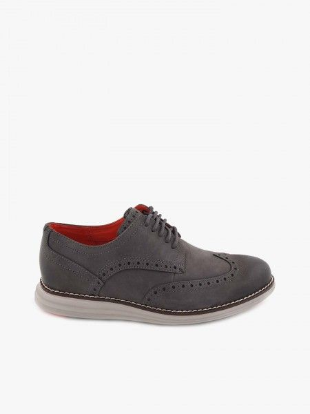 Sapatos Brogue Casuais