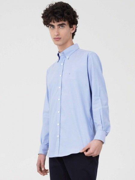Camisa Básica Regular Fit