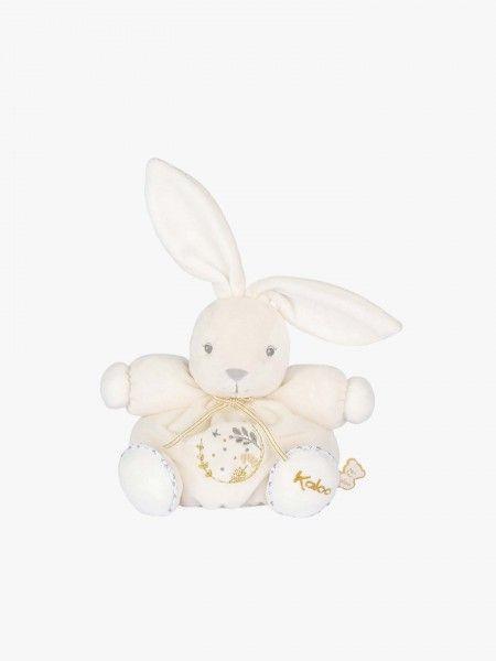 Peluche Macio Musical Chubby Rabbit