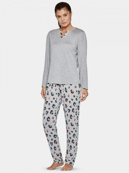 Pijama com Padrão