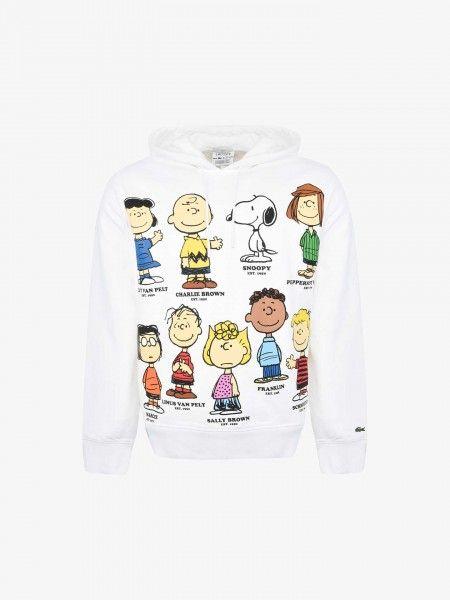 Sweatshirt com Capuz Snoopy